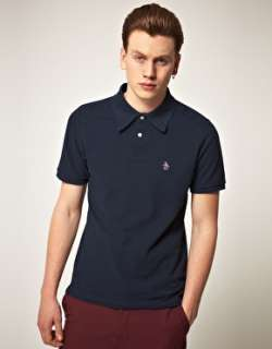 Original Penguin  Original Penguin Slim Fit Daddy Polo Shirt at ASOS