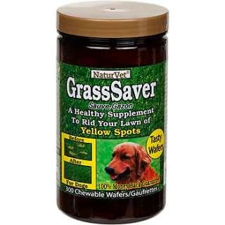Home Dog Sanitation & Lawn Care NaturVet GrassSaver Wafers for Dogs