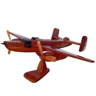 B 25 Mitchell Model Airplane: Building Blocks & Sets