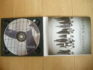 Super Junior Bonamana Repackage Autographed Signed CD