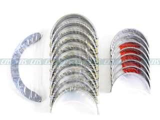 Main Bearing Set Standard Size Connecting Rod Bearing Set Standard