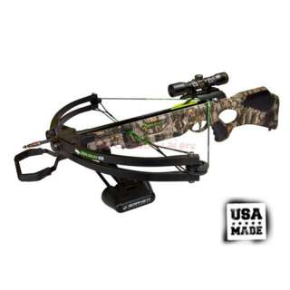 Barnett Wildcat C5 Camo 150 lbs Compound Crossbow   4x32 Scope Package