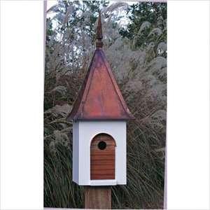 Walmar Hearwood French Villa Bird House Garden Cener