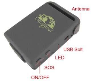 VEHICLE Car pet dog children elder GPS/GSM/GPRS Tracker locator
