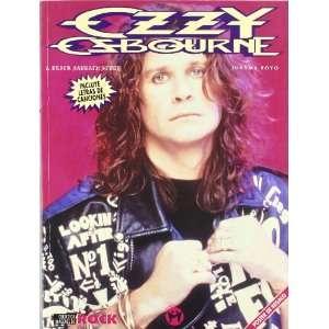 Ozzy Osbourne   Con Letras de Canciones (Spanish Edition