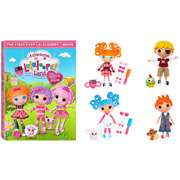 Land: Search For Pillow (Widescreen) & Your Choice Lalaloopsy Doll