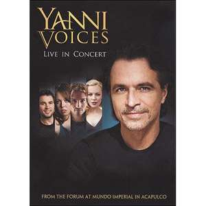 Walmart Yanni Voices Live In Concert (Music DVD), Yanni New Age