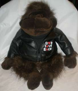 Gorilla Dan Dee Collectors Choice Plush Our Love Rocks