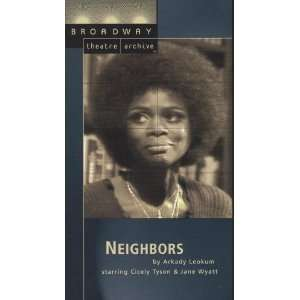 Neighbors (Broadway Theatre Archive) [VHS] Andrew Duggan