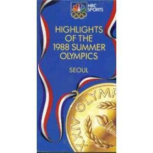 Summer Olympics   Seoul (NBC Sports) [VHS] Bryant Gumbel Movies & TV