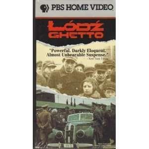 Ghetto [VHS]: Jerzy Kosinski, Theodore Bikel, Julie Cohen, Lynn Cohen