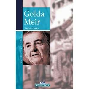 Golda Meir (Mujeres en la historia series) (9788497647588