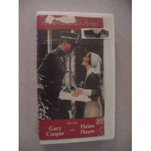Farewell To Arms Starring Gary Cooper and Helen Hayes