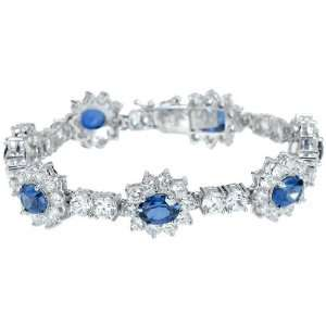 Ziamond Cubic Zirconia Kate Middleton Royal Bracelet Jewelry