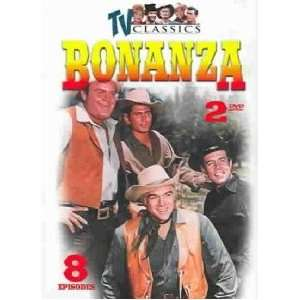 TV Classics   Bonanza: Lorne Greene, Michael Landon