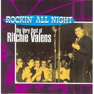 All Night The Very Best of Ritchie Valens Ritchie Valens Music