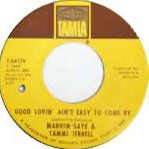 Marvin Gaye & Tammi Terrell   Good Lovin Aint Easy To Come