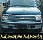CHEVY BLAZER CHROME STEEL MESH GRILLE GRILL GRILLS INSERT KIT 94 97