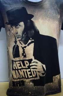 Johnny Depp Benny&June Film Movie Indie Rock T Shirt L