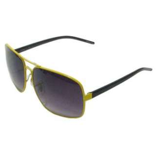 CLASSIC AVIATOR Extra Large SQUARE METAL FRAME SUN GLASSES SUNGLASSES