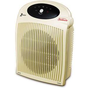 Sunbeam Slim Profile Heater Fan Heating, Cooling, & Air