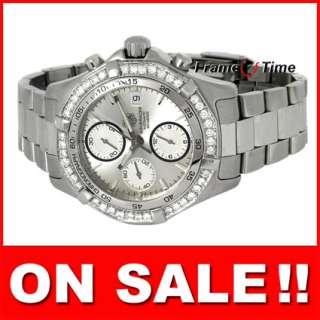 Tag Heuer Men Aquaracer Diamond Automatic Watch CAF2111