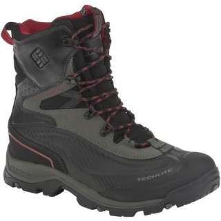 Columbia Bugaboot Plus Snow Waterproof Insulated Boot Black Chili