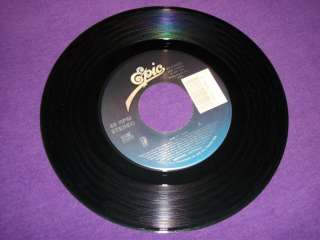 Michael Jackson 45 Jam   Rock With You Rare 7 Vinyl 45 RPM Record
