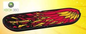 Microsoft XBOX 360 Tony Hawk Shred Skateboard ONLY Game Controller