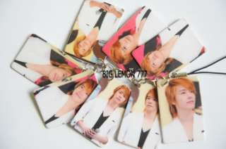 DONG HAE In SUPER JUNIOR Korean Mobile Phone Strap N8