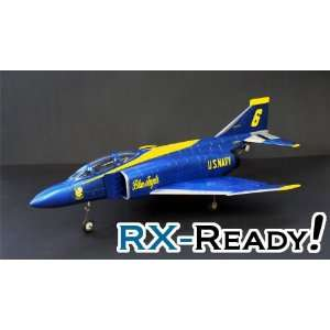 RC Jet w/ Brushless & LiPo Setup 64mm EDF RTF Radio Controlled Jet