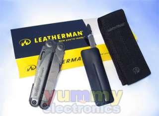 Leatherman Surge BLACK Multi Tool Knife & Nylon Sheath