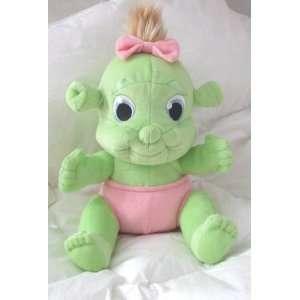 Shrek Triplets 10 Baby Girl Plush Doll Toys & Games