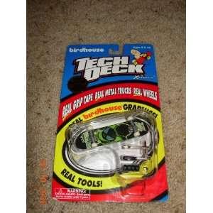 Birdhouse Tech Deck Tony Hawk Miniature Skateboard Toys & Games