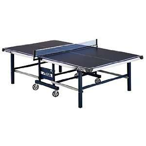 Stiga STS 375 Indoor Blue Ping Pong / Table Tennis Table