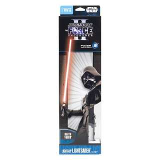 Power A Star Wars The Force Unleashed 2 Darth Vader Lightsaber(Wii)