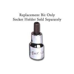 Tools 81726 3/16 Replacement Tamper Proof Hex Bit