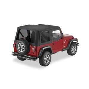 Tinted Window, Includes Door Skins 2003   2006 Jeep Wrangler TJ